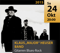 Klaus Major Heuser Band